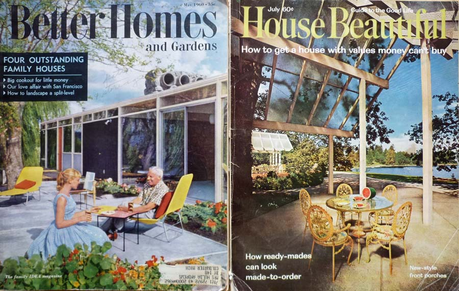 But Now I Understood Why, You Could Order The House From The Magazine For  Your ...